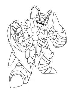 Free Printable Skylander Giants Coloring Pages For Kids