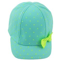 0c9be331413 Toddler Girls  Dot Baseball Hat with Bow - Cat   Jack™   Target