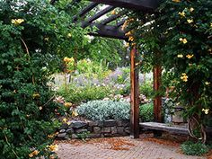 Summerland Research Station Xeriscape and Ornamental Gardens