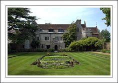 The Athelhampton House