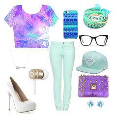 """Untitled #18"" by shaniahc-1 on Polyvore"