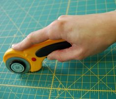 Rotary Cutter Tutorial