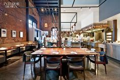 Everything In Its Season: Jiun Ho Designs Interior for Saison Restaurant