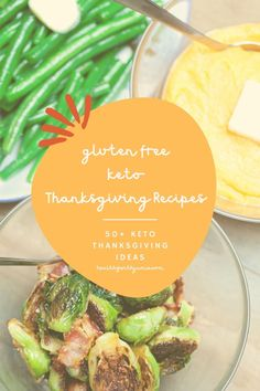 We've got you covered with all the Keto Thanksgiving recipes that will make your family's day special. From a gluten free, sugar free and low carb turkey to keto desserts, sides dishes or appetizers - we have it all! We're also including some helpful tips on how to plan ahead so you can enjoy this holiday without feeling deprived or overstressed. Stuffing Recipes For Thanksgiving, Healthy Thanksgiving Recipes, Gluten Free Thanksgiving, Free Keto Recipes, Healthy Low Carb Recipes, Healthy Snacks, Low Carb Menus, Low Carb Diet, Buttered Cabbage