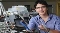 El jóven mexicano que llegó al éxito por su innovador invento