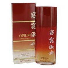 Opium Eau D'orient Poesie De Chine by Yves Saint Laurent