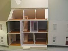 building cover for back of dollhouse - Google Search