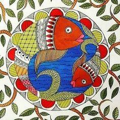 Gond Painting, Tanjore Painting, Mural Painting, Mural Art, Fabric Painting, Wall Art, Madhubani Paintings Peacock, Madhubani Art, African Art Paintings