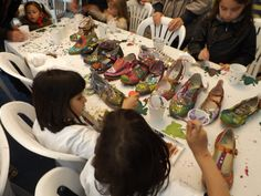 "Remembering Festival Actúa in Pamplona, May 2014 ""Shoes with Art"""