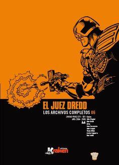 CATALONIA COMICS: JUEZ DREDD. LOS ARCHIVOS COMPLETOS 06