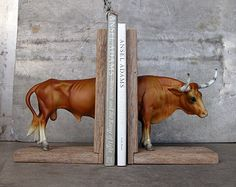 EQUINE COLLECTION friesian horse bookend in by EQUINEbyLauren