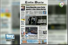 Portadas De Los Periódicos De Hoy 30-08-2016