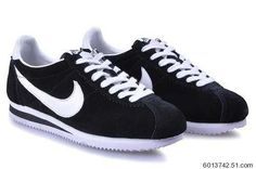 brand new 00494 4f56e Now Buy Nike Classic Cortez Yoth Mens Black White For Sale Save Up From Outlet  Store at Footlocker.