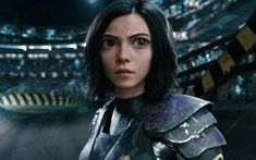 Alita: Battle Angel is a movie starring Rosa Salazar, Christoph Waltz, and Jennifer Connelly. A deactivated female cyborg is revived, but cannot remember anything of her past life and goes on a quest to find out who she is. Movie Theater, Movie Tv, Alita Movie, Alita Battle Angel Manga, Female Cyborg, Angel Movie, Ghost Photography, Best Action Movies, Shadow People