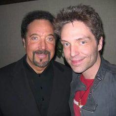 Richard & Tom Jones 2005