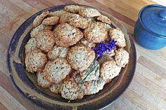 Lavendel - Haferflockenplätzchen (Rezept mit Bild) | Chefkoch.de