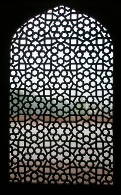 arabic-fancy-pattern-laser cut panel | Screens (islamic and other ...