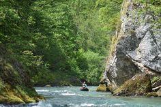 Kanutour #gesäuse #kanu #salza Rafting, Waterfall, Deep, Adventure, Outdoor Adventures, Trench, Campsite, Waterfalls, Adventure Movies