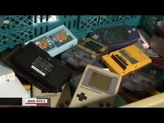 """Extracting rare metals from old game consoles and cellphones In the video you will see a new idea for extracting some rare metals from old electronics and appliances ,used appliances are called """"Urban mines"""" in japan , if we took cellphones as an example , 16 types of rare metals are used in making them , so recycling them would give back lots of rare metals ."""