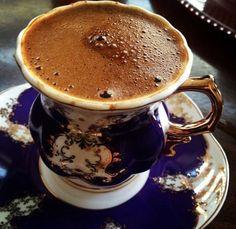 ✿ ❤ Turkish Coffee ☕                                                                                                                                                      More