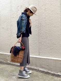 スタイルが重要!着回し上手なwearの人気ユーザー「ari☆」さんのコーデがお手本 - Yahoo! BEAUTY