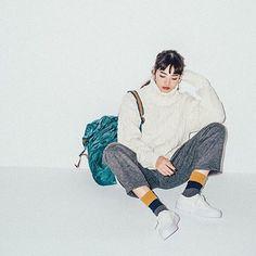 #fashion #cute #coordinate #style #ファッション#可愛い #コーディネート #コーデ #スタイル #おしゃれ #小松菜奈