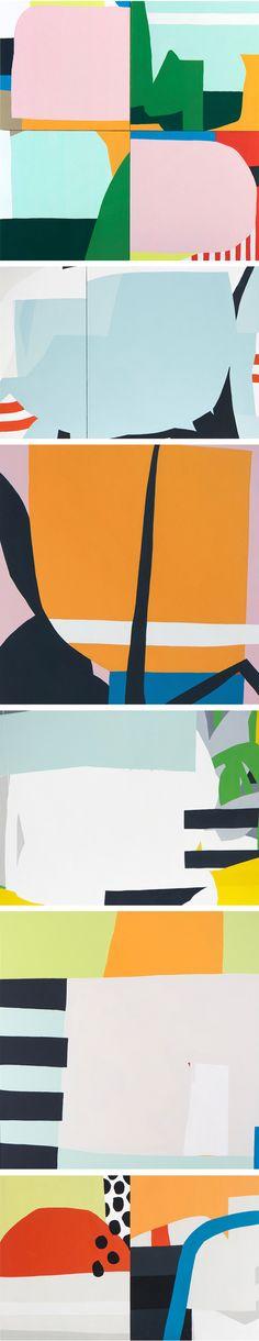 paintings by SCOTT SUEME