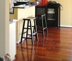 Hardwood flooring throughout..