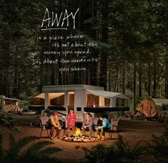 Love camping cannot wait