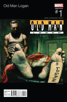 Old Man Logan (2016) Issue #1