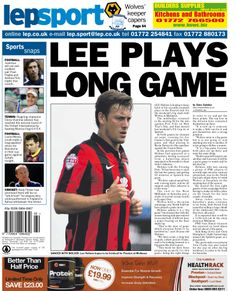 Today's back page 08-01-14