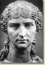 5. Julia, emperor Augustus's daughter, was socially higher than most women in Ancient Rome.  But, when her father found out how many affairs she had he denounced her in front of everyone and banished her from Rome for life. This shows that not even the emperor's daughter got special treatment.