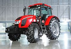 New Tractor, Design Fields, Heavy Machinery, New Engine, Cylinder Head, History, Autos, Tractors, Historia