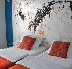 Hotel Schlaftstadt Einmeldingen / 12 individuelle Zimmer