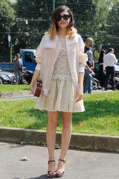 Summer trend: lace mashing