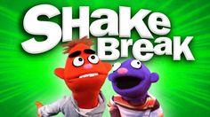 SHAKE BREAK (01:27)...I think I'm going to miss the little guys. :-)