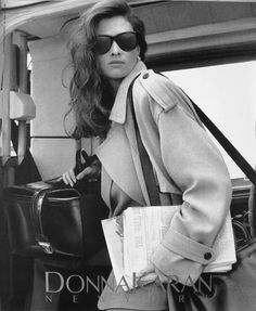 Donna Karan Spring 1989 www.fashion.net