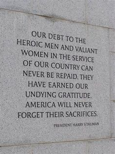 Image detail for -Memorial Day Quotes and Memorial Day Sayings. We need to live by this as though everyday is Memorial Day. Quotes To Live By, Me Quotes, Quotable Quotes, Bible Quotes, Memorial Day Quotes, Memorial Day Thank You, Support Our Troops, Veterans Day, Veterans Quotes