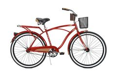 Huffy Men's Cardinal Deluxe Bike
