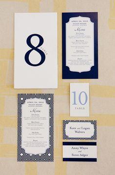 シンプルでオシャレ!結婚式やお披露目会で使える手作りペーパーアイテム | Mikiseabo -ミキシーボ-