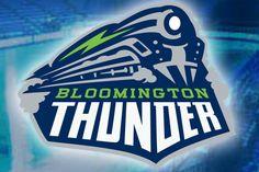 Bloomington Thunder hockey jersey - Google Search
