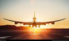 Lufthansa Boeing B747-8 / LH Magazine images