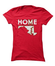 Maryland Is Home