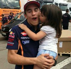 Marc Marquez let me kiss you this October!