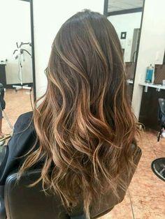 Un peinado de día