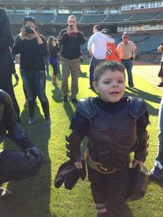 Live from San Fran: It's BatKid to the rescue!   HLNtv.com