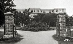 The school's name changed to Baylor College for Women in 1923. I believe that is Ely-Pepper Hall in the background.  It is no longer there.