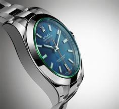 Rolex Milgauss 116400GV Item #: 116400GV-BLUSO | Luxury Watches for Men | Rolex Milgauss | Guaranteed Authentic | @majordor | #majordor | www.majordor.com