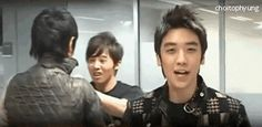 BIG BANG EARLY DAYS funny GIF