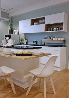 Melis kjøkken, Studio Sigdal Ålesund. Styling: Amalie Fagerli